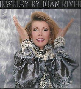 Jewelry By Joan Rivers-Pictorial Hardback Book