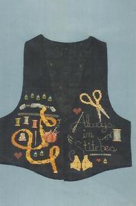 Cross Stitch Pattern-Hollie Designs-Always in Stitches