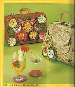 Vintage Craft Booklet-Serendipity in HiStraw