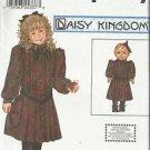 "Pattern 9428-Daisy Kingdom-Girl's Dress & Doll Dress For 18"" Doll-Sz 7-14  UNC"
