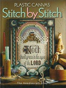 Plastic Canvas Patterns- Stitch By Stitch-The Needlecraft Shop-Christmas in July