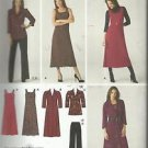 Simplicity Pattern-Women's Pants-Dress-Jumper-Tunic-Shirt Dress Sz 20W-28W