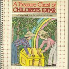 A Treasure Chest of Children's Wear-Sewing Book from Ann Pearson Collection