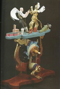 Making MAD TOYS & MECHANICAL Marvels in Wood-Dancing Jointed Dolls