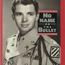 Biography of AUDIE MURPHY No Name On th Bullet-War Hero & Actor  Father's Day