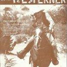 THE WESTERNER-Heck Bruner Lawman-Wild Bunch-Territory Tragedies-Rio Bravo