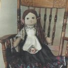 "Osage County Quilt Factory Doll Pattern-22"" Cloth Doll & Clothes"
