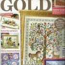 Cross Stitch GOLD-October 2010-Cross Stitch Mag.-Tree of Life-Cat Lovers +++