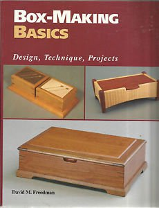 Woodworking Pattern-Box-Making Basics-Design-Techniques-Projects