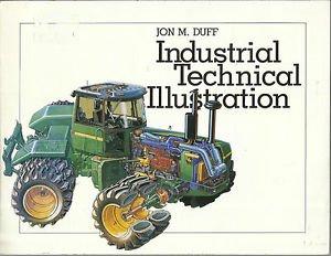 Industrial Technical Illustration By Jon M. Duff