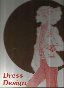 Vintage 1973-NATIONAL SCHOOL OF DRESS DESIGN-Dress Design Vol. III-