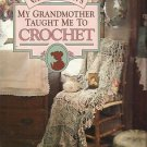 Vanessa Ann-My Grandmother Taught Me To Crochet-Friendship Quilt (COOL) Bag
