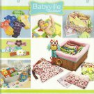Sewing Patterns-Baby Essentials Made Easy-Babyville Boutique-Feeding Essentials