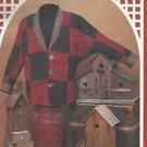 Craft Pattern-Back Porch Press-Color Block Jacket-Sizes 6-8-10 12-14 16-18 20-22