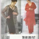 Vogue Pattern-Tom & Linda Platt-Women's Jacket & Dress Sizes 14W-16W-18W  UnCut