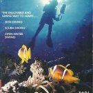 PADI DIVE MANUALS-Vintage 1978 Book & Padi Dive Tables-Learn Skin-Suba Diving