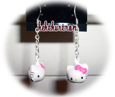 Kitty Bell Earrings