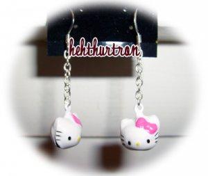 Kitty Bell Earrings