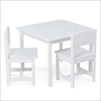 Kid Kraft Aspen White Table & 2Chair Set  KK21201 *PERSONALIZE