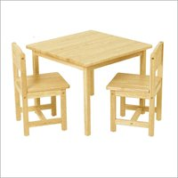 Kidkraft Aspen Natural Table & 2Chair Set KK21221*PERSONALIZE