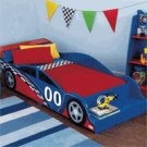 Kidkraft   RaceCar   Toddler Bed    KK76040  Multi