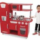 Kid Kraft Retro Red Kitchen      KK53173 * Personalize