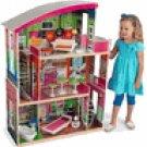 Kidkraft Multi Colored Doll House w/ Furniture KK65156