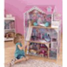 Kidkraft  White  Annabelle Dollhouse  w/Furniture  KK65079