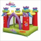 KidwiseMulti Color  Playtime Castle Bounce House PCB-02R