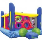 Kidwise Inflateable Bounce House Jump'n Dodgeball KWJC-101