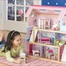 Kidkraft  Pink/White   Chelsea Dollhouse KK65054Multi