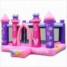 Kidwise Princess Party Bouncer KKWS-MP1001 PINK