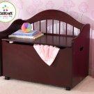 Kidkraft Limited Edition Toy Box 14131 Cherry NIB