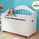 Kidkraft Limited Edition Toy Box  White 14101 NIB