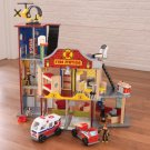 Kidkraft Deluxe Fire Rescue Set KK63214  Multi Color