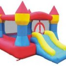 KidWise  Castle Bounce and Slide House KW-9017