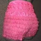 Hot pink Bloomer rhumba panties size  Large waist-40 inch