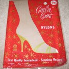 Vintage Nylon Stockings CECILE CREST   size 9 NEW OLD STOCK NYLONS