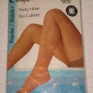 VINTAGE  CLASSIQUE  PANTY HOSE NICE LEGS   SIZE C ALL SHEER