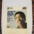Lot of 4  classic rock 8 tracks dylan-steppenwolf-wilson pickett -purple