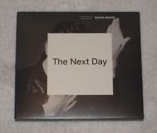 DAVID BOWIE CD THE NEXT DAY DIGIPAK  NEW SEALED 2013