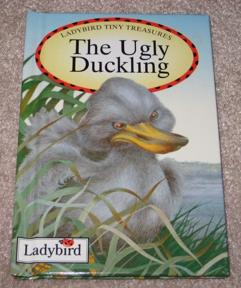 LADYBIRD TINY TREASURES  THE UGLY DUCKLING