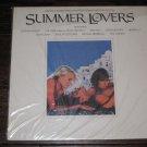 SUMMER LOVERS LP 1981  WARNER BROTHERS STEREO