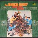 THE BEACH BOYS CHRISTMAS ALBUM LP  GERMAN RELEASE SMK 74310
