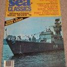 SEA CLASSICS JANUARY 1977