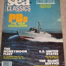 SEA CLASSICS SEPTEMBER 1977