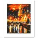 fine art ,Amsterdam's Magic LIMITED EDITION Giclee Canvas