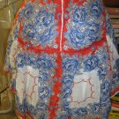 Vintage Handkerchief Apron - Free Shipping