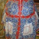 Vintage Handkerchief Apron - Free Shipping