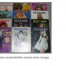 Playboy Magazines 1968 Complete Year